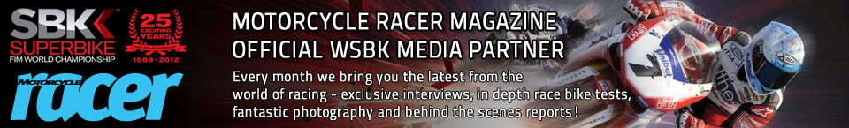 Motorcycle Racer Magazine - Official WSBK Media Partners
