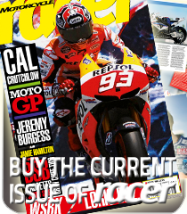 Click here to buy the current issue of Racer