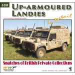 Up-armoured Landies In Detail